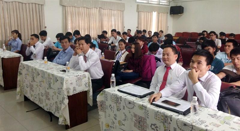 CPV (Thái Lan) ưu tiên tuyển dụng sinh viên CNTT của Trường