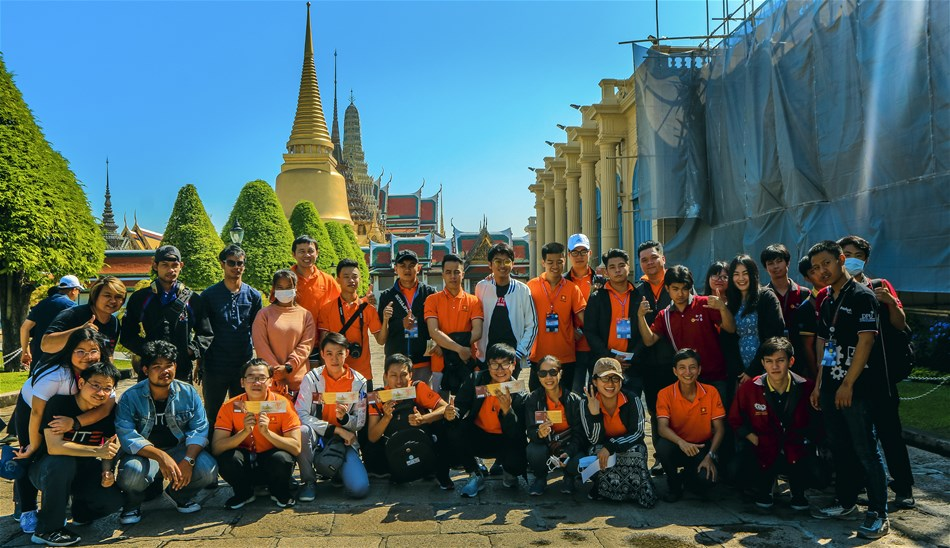 giao lưu quốc tế ở Thái Lan