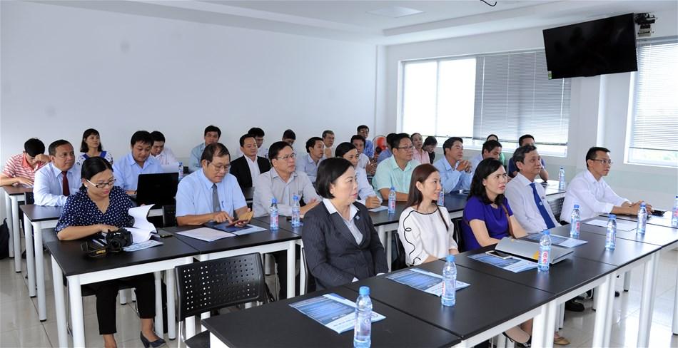 LHU ra mắt Ban tư vấn từ doanh nghiệp: Hướng đi cần đẩy mạnh cùng cách mạng 4.0