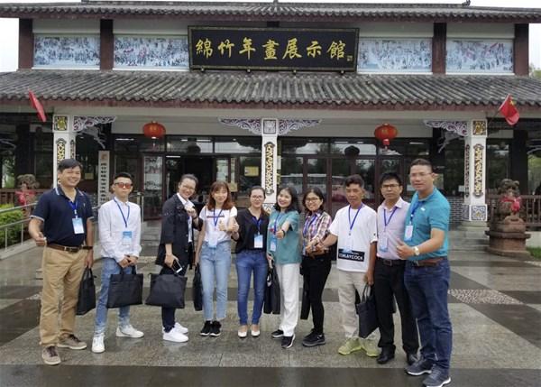 """Mùa hè """"mơ ước"""" của sinh viên ngành Trung Quốc học"""