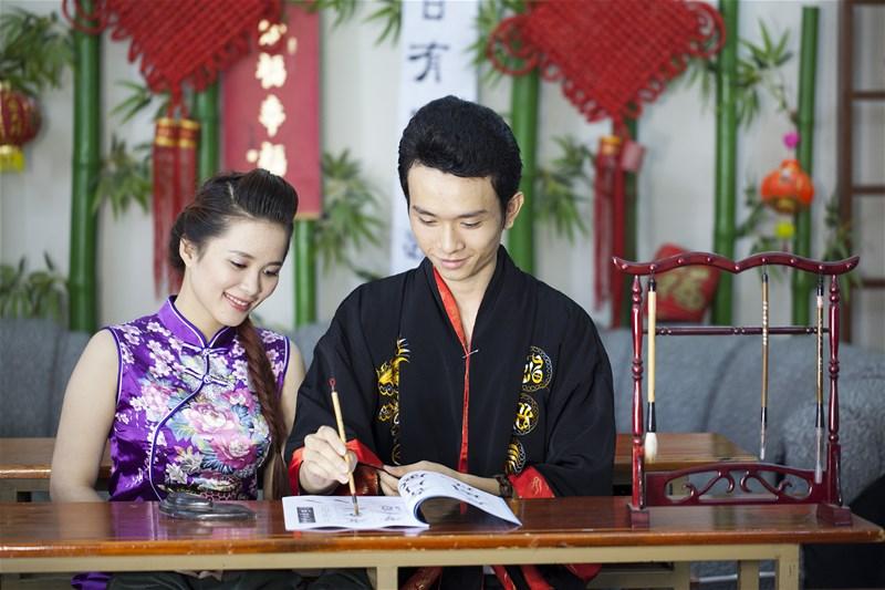 Các khóa đào tạo tiếng Hoa