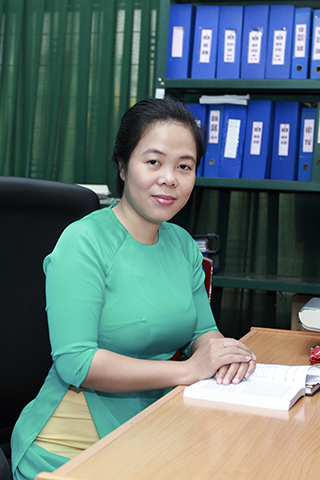 ThS. Nguyễn Thụy Mai Trâm