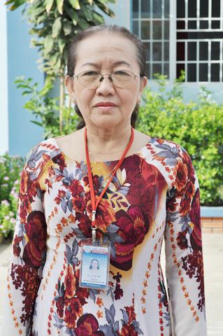 NGƯT. Lê Thị Hiếu